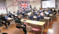 英国五輪のPR法学ぶ
