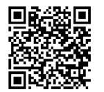 サイトにつながる二次元コード