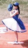 ベイユニ仕様のドレス