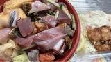 井土ヶ谷駅近くの「かくれ酒家 照や」のランチメニューはボリューム満点、海鮮丼と唐揚げを一度に堪能できる