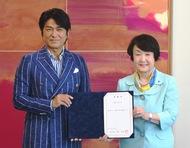 横浜市出身の俳優、高橋克典さんが横浜港の盛り上げ役に就任 クルーズ船の安全性など訴求
