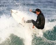 サーフィン全国大会へ
