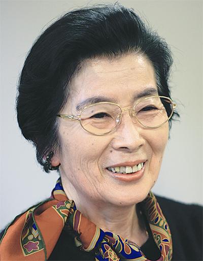中上 光江さん