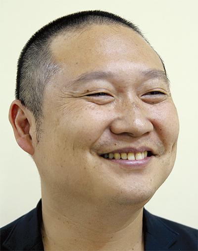 野澤吉且(よしかつ)さん