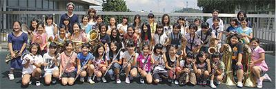 吹奏楽で東関東大会へ