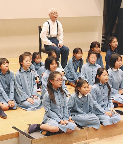 吉野町に劇団ひまわり