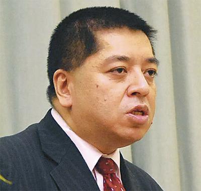 佐藤優さんが講演