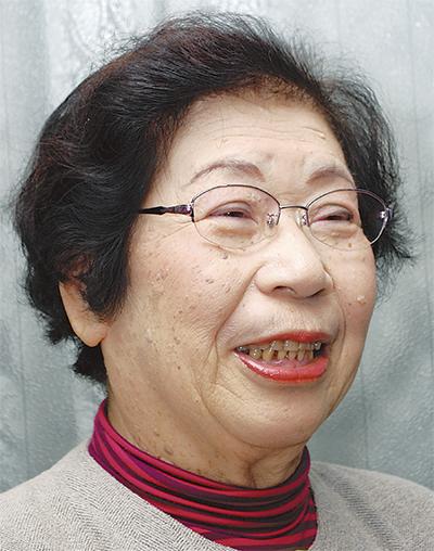 田邊 静子さん