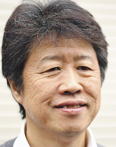 栗田 一伸さん