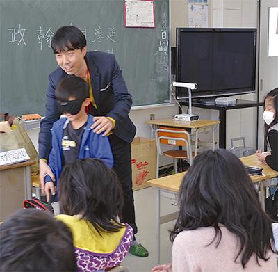 韓国人教諭が特別授業