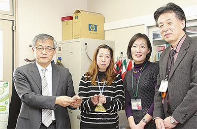 永田台小PTA 震災孤児を支援 仙台のNPOに募金 | 南区 | タウン ...