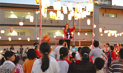 夏を楽しむ「納涼祭」