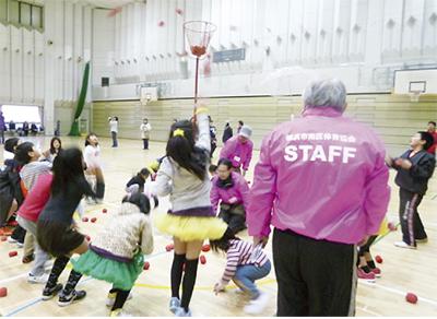 親子で楽しむスポーツ