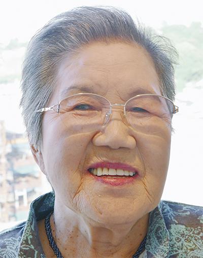 後藤 美智子さん