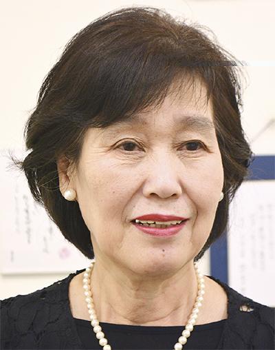 飯村 喜代子さん