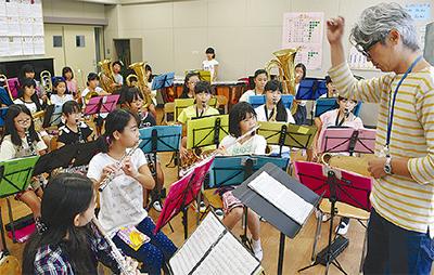 音楽クラブ、東関東大会へ