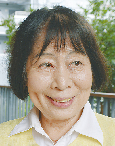内田 正子さん
