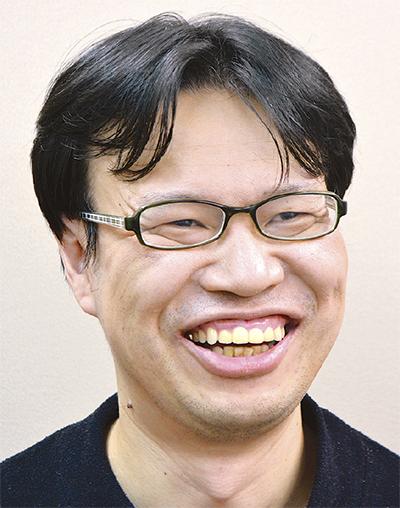 荒井 靖水さん
