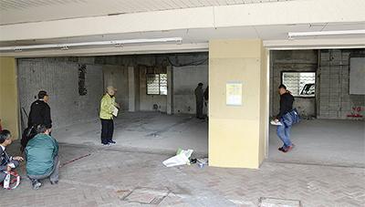住民創発で空き店舗活用