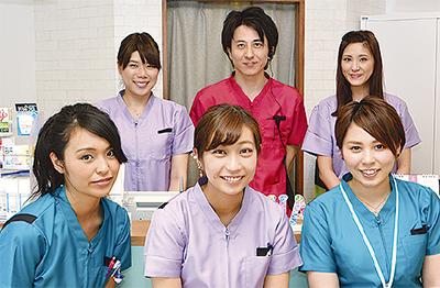 「希望叶える歯科医院に」