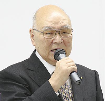 新区連会長に千葉氏