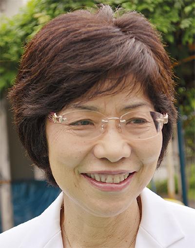 田野岡 由紀子さん