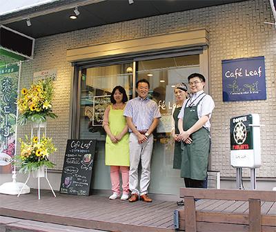 横浜橋に「未病」対策カフェ