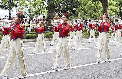 日枝小・関東学院も参加