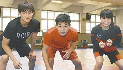 3選手が関東大会へ