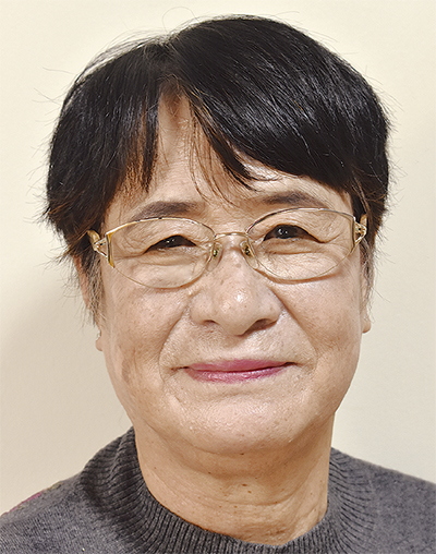 伊藤 千鶴子(ちづこ)さん