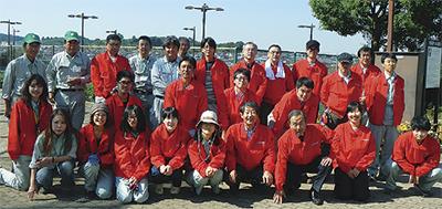 横浜植木 地域貢献を10年