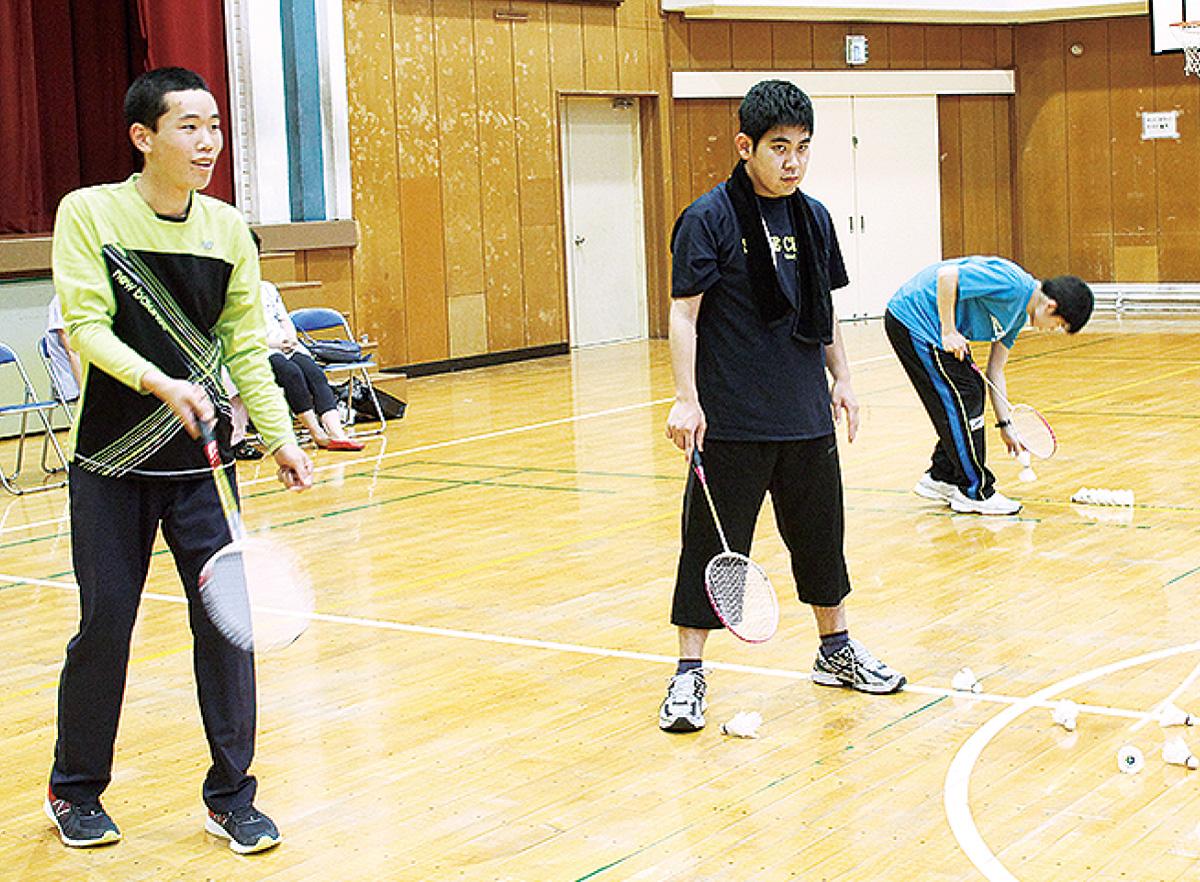 「障害者に運動習慣を」