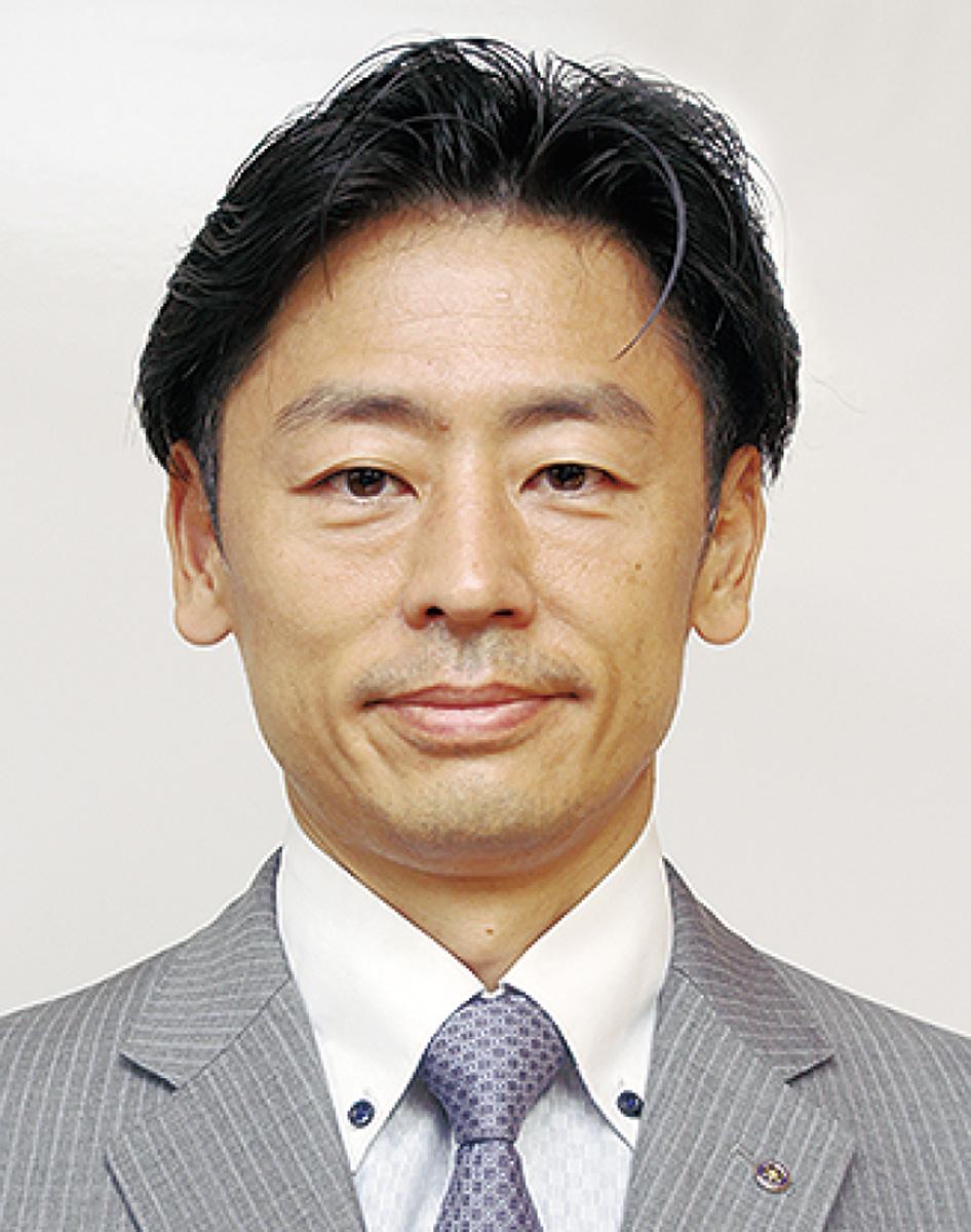 木藤宅弥会長