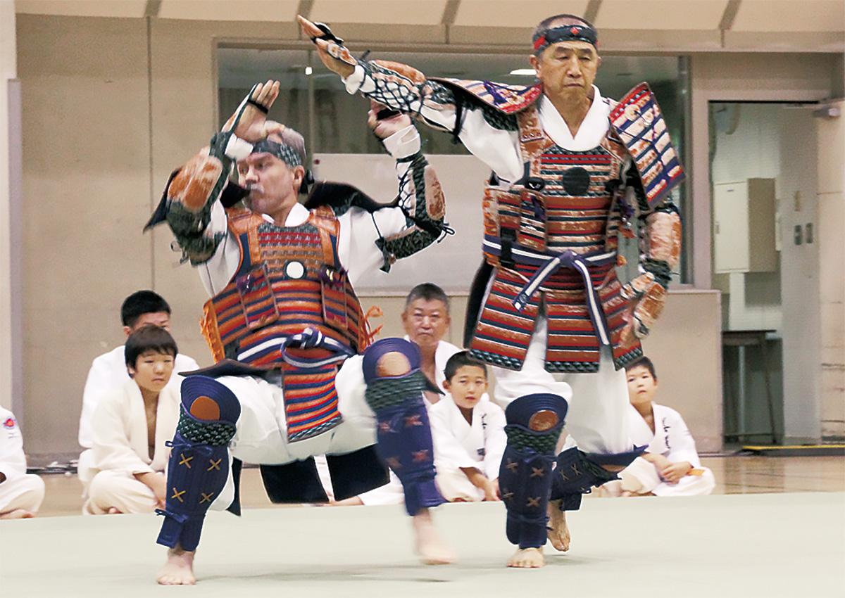 武道の魅力知って