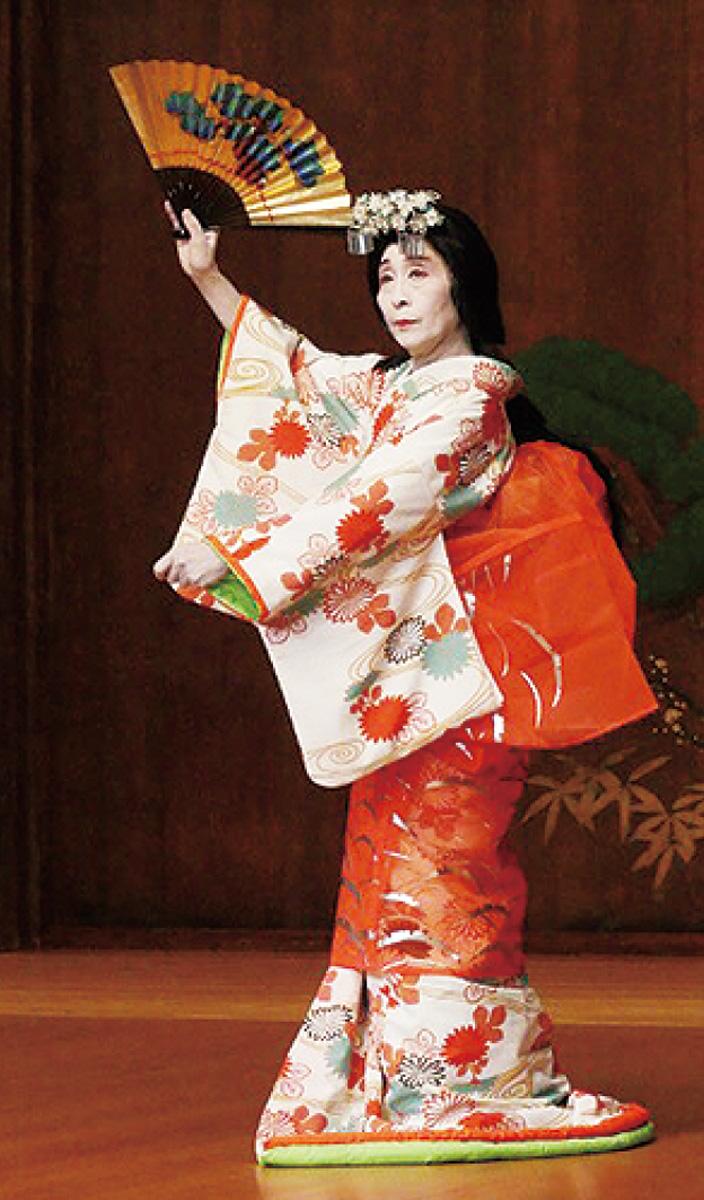 日本舞踏の魅力伝える