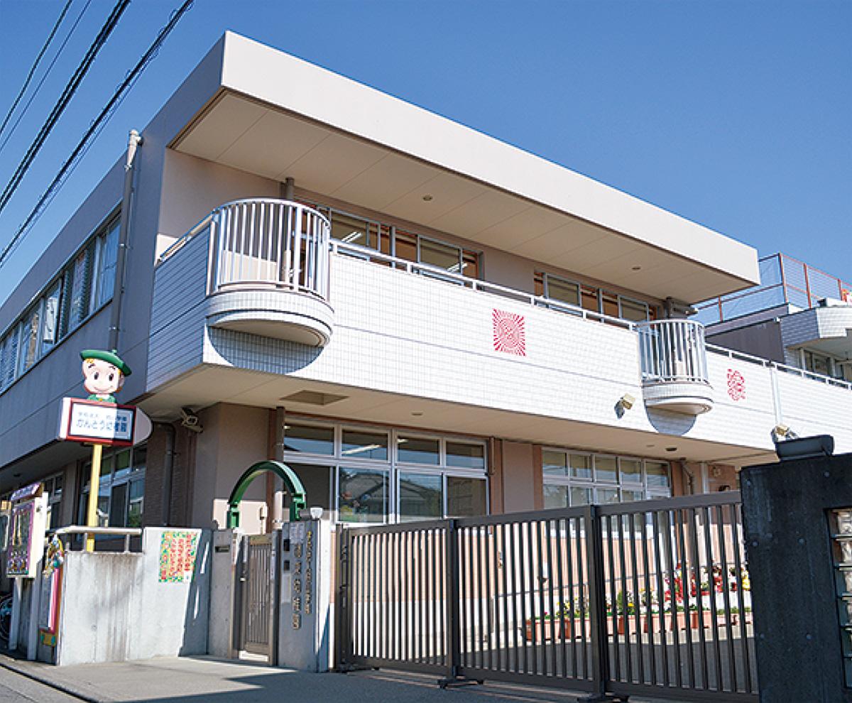 受け入れを始める園の一つ、関東幼稚園