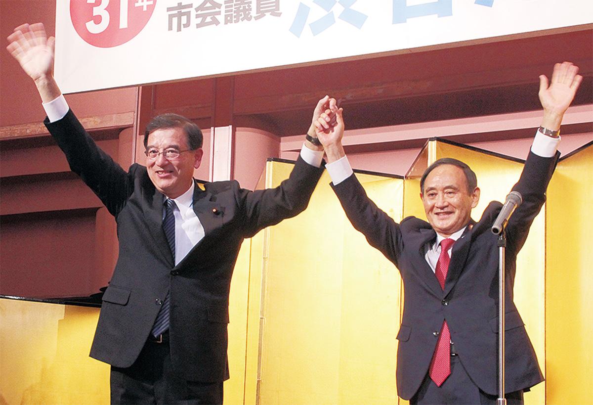 経済復活で新たな横浜へ