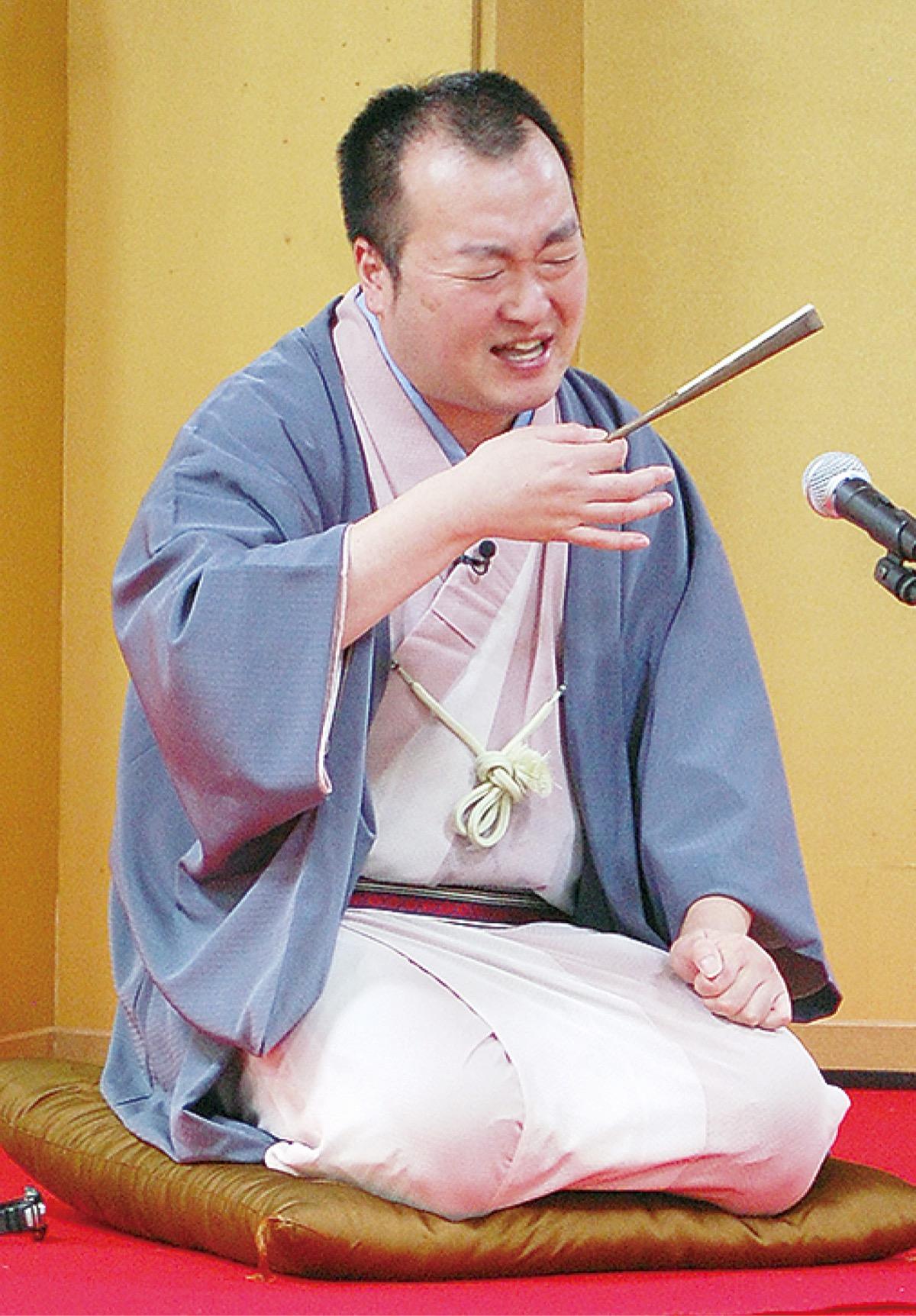 枝太郎さんの独演会