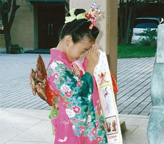 更なる成長を祈り参拝(写真はイメージ)
