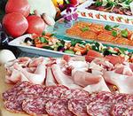 前菜からドルチェまで約40種類がブッフェで楽しめる「ラ ヴェラ」