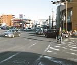 国道16号線でもとりわけ多発している和田町交差点