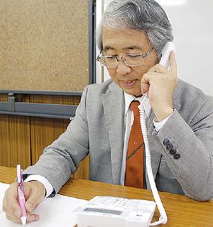 税金のプロが無料で相談に応じてくれる(写真はイメージ)