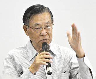 講師を務めた鈴木さん