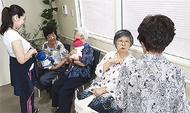 開放的な高齢者施設