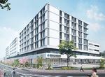新病院のイメージ(横浜市提供)