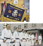 県警柔道大会で5連覇