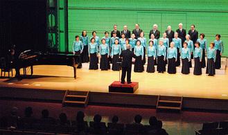 わがまち、保土ヶ谷を合唱する区の歌合唱団