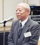 初代会長の西澤さん