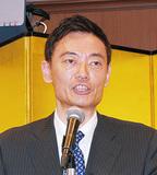 中田氏、自民から出馬へ