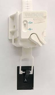 バネ式の感震ブレーカー
